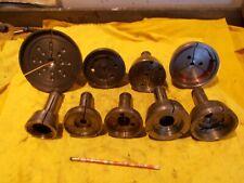 9 Pc Lot 5c Emergency Collets Lathe Mill Cnc Tool Holder To 6 38 Od Hardinge