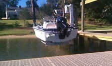 Boat Lift 2000Lb Aluminum Pwc Lift Jet Ski Hoist