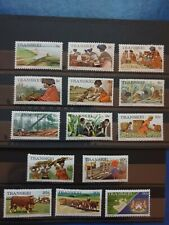 Transkei (South Africa) - 1976 - Definitive Issue  - 14 stamp set  - MNH