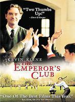 The Emperors Club (DVD, 2003, Widescreen)