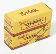 120 KODAK VERICHROME DUO-PAK IN SEALED BOX, JAN 1956/123889