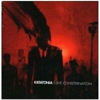 Katatonia Live Consternation CD+DVD NEW SEALED Metal