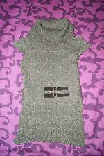 Brand New Knitted Belted Jumper Tunic Size 12