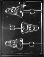 MERMAID LOLLY POP mold candy chocolate soap molds ariel little mermaids beach