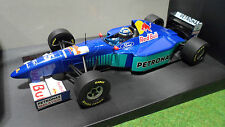 F1 SAUBER FORD FRENTZEN # 15 RED BULL au 1/18 MINICHAMPS 511961885 voiture