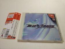 BLUE STINGER JAP JAPANESE JP SEGA IMPORT JAPAN DC DREAMCAST VIDEOGAMES GAMES