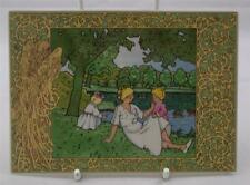 Villeroy & and Boch VILBOCARD DRK02 Rest by the Lake NEW UNUSED BH034