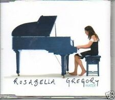 (438A) Rosabella Gregory, Water - new CD