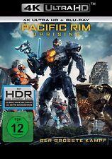 Vorbestellung: Pacific Rim 2 - Uprising - 4K Ultra HD Blu-ray # UHD+BLU-RAY-NEU