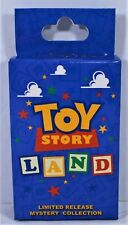 Disney Toy Story Land Mystery Box Block Characters Collection Sealed Pin Limited