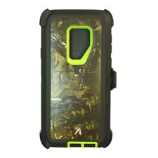 For Samsung Galaxy S9+Plus w(Clip Fit Otterbox Defender) Case Cover Gr