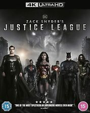Zack Snyder's Justice League [4K UHD Blu-ray] Director's Cut 2021 UK Release