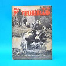 Das Motorrad | Heft 36 | 03.09.1938 | Großer Bergpreis Geländevergaser