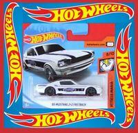Hot Wheels 2019   ´65 MUSTANG 2+2 FASTBACK  72/250 NEU&OVP