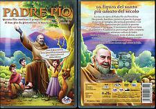 Padre Pio. La vita e le opere di Padre Pio da Pietrelcina - Dvd