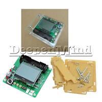 Transistor Inductor-Capacitor ESR Meter MG328 Digital LCD Tester + Case