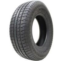 2 New Milestar Streetsteel  - 235/60r15 Tires 2356015 235 60 15