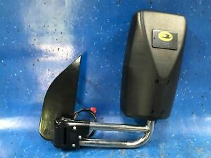 Ford Patch Mount Driver Side Mirror BAS1051