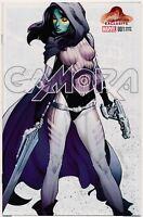 Gamora 1 Cover A J Scott Campbell Variant (SB5)