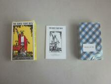 1971 New in Package The Rider Tarot Deck 78 Card Deck with Guidebook