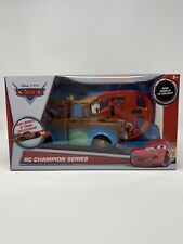 Disney Pixar Cars RC Champion Series Tow Mater Remote Control Car 49 MHZ NEW
