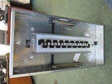 Cutler-Hammer Main Breaker Panel Br3030Bc100 125A Max Main 120/240V 1Ph 3W