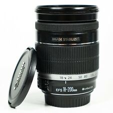 Canon EF-S 18-200mm F/3.5-5.6 IS Zoom Lens