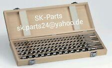 Edessö Schlangenbohrer-Satz 650 mm 6-teilig SB 3 10-20mm Durchmesser 5489300