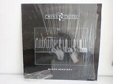 """MAXI 12"""" CHINA CRISIS Black man ray 80164"""