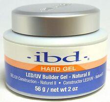 IBD LED/UV Builder Gel Natural II - 2oz/56g # 72180 (AUTHENTIC)