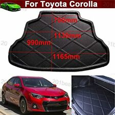 Car Boot Mat Cargo Mat Trunk Liner Tray Floor Mat For Toyota Corolla 2014-2018