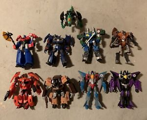 Transformers Robots In Disguise Figures Lot
