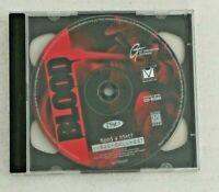 Blood CD-ROM PC Video Game Windows/Mac (1997) Insert Missing