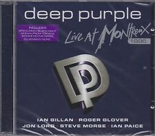 Deep Purple-Live at Montreux 1996 CD NUOVO + OVP/SEALED!
