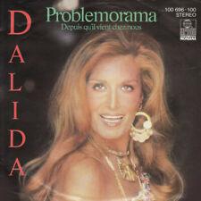 "Dalida Problemorama 7"" Single Vinyl Schallplatte 48867"