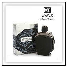Speed By Emper Eau De Toilette for Men 3.4 Oz Nib