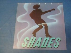 RECORD ALBUM JJ CALE SHADES 4790