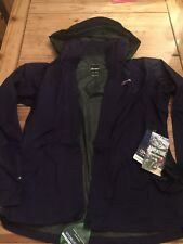 BNWT Berghaus Women's Light Hike Hydroshell Jacket In Size XL 14 16   RRP £100
