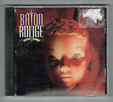 """BATON ROUGE """"Shake Your Soul"""" brand new unopened 1990 CD (Atlantic) cut out"""