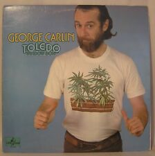 George Carlin - Toledo Window Box - LP