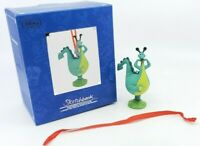 Disney Sketchbook The Reluctant Dragon Christmas Ornament with Box