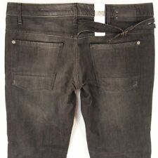 NEW Ladies Womens G-Star MEDIN PANT LOOSE Slouch Grey Jeans W34 L32 BNWT Size 14