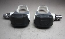 Campagnolo Look System Pedal Racing Pedals / xxxg / Pedalen Pearl White Record