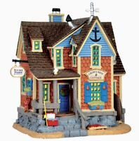 Lemax Plymouth Corners CROW'S NEST COTTAGE #65084 BNIB Lighted Building