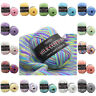 23 Colors Mixed Job Knitting Crochet Milk Super Soft Baby Cotton Wool Yarn  50g