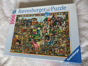 Colin Thompson, Yesterday's Treasure - Ravensburger Puzzle - Jigsaw