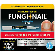Fungi-Nail MAXIMUM STRENGTH ANTI-FUNGAL PEN Solution Stops Itching Restores FOOT