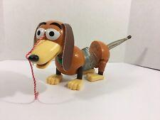 Toy Story Talking Slinky Dog Disney Store (Works)