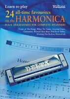 Waltons Beginner's Harmonica Book 11AWAL-1365