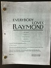TV Sitcom Scripts Lot - Everybody Loves Raymond, Cheers, Frasier and More